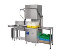 Durchschub-Geschirrspülmaschinen